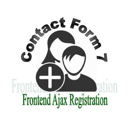Frontend Registration – Contact Form 7